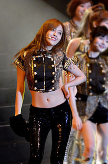 Hyomin beim Cyworld Music Festival am 23. Juli 2011.