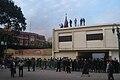 13 Riot sqads protecting a building - Flickr - Al Jazeera English.jpg