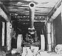 150-mm-japanese-gun-okinawa
