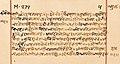1500-1200 BCE, Vivaha sukta, Rigveda 10.85.16-22, Sanskrit, Devanagari, manuscript page.jpg