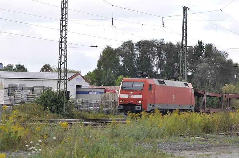 152 125-1 in Rosdorf