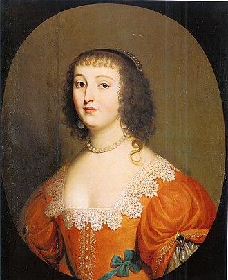 Elisabeth of the Palatinate - Image: 1636 Elisabeth of Bohemia
