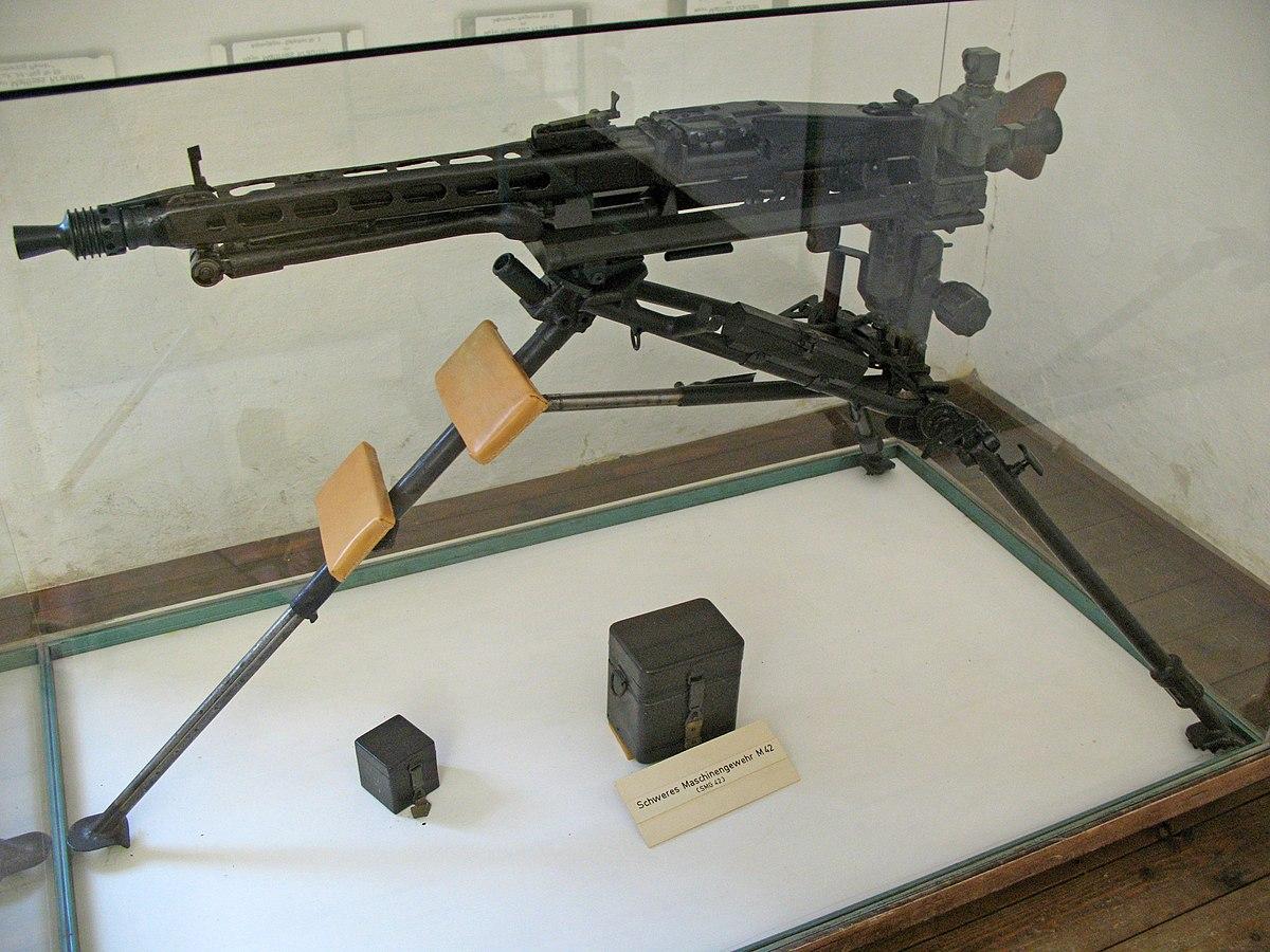 Maschinegewehr 42 Wallpaper: Maschinengewehr 42