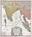 1748 Homann Heirs Map of India and Southeast Asia - Geographicus - India-hmhr-1748.jpg