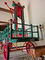 1794 guillotine mobile, Musée Maurice Dufresne photo 1.jpg