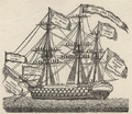 1823 Otis Noble ShipOfState Massachusetts.png