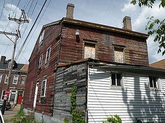 184 38th Street - Image: 184 38th Street Pittsburgh 5