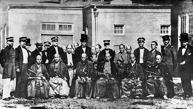 an overview of the meiji government during the 1880s Tense relations: the tradition of hoshi  (part of meiji government  teiseito political party organized by the government (1880s.