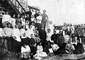 1911 בחצר מגדל חיה ישראלי שלישית מימין - iבן ציון ישראליi btm11258.jpeg