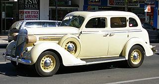 Chrysler Airstream Motor vehicle