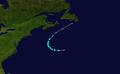 1948 Atlantic tropical storm 7 track.png