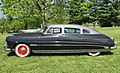 1951 Hudson Hornet sedan at 2015 Shenandoah AACA meet 4of7.jpg