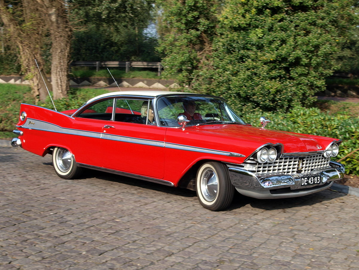 Plymouth Fury Wikipedia 1964 Dodge 330 Max Wedge