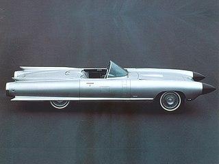 Cadillac Cyclone car model