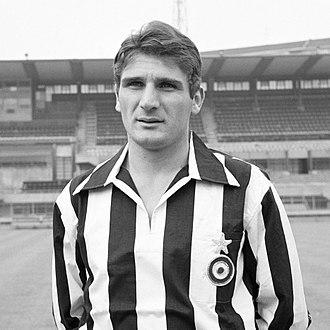 Gianfranco Leoncini - Leoncini with Juventus in the 1965–66 season