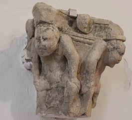 Chapiteau médiéval (Musée de Die)