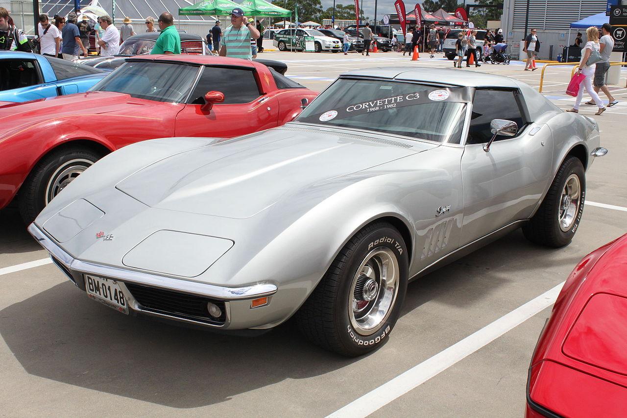 File:1969 Chevrolet Corvette C3 Stingray (24703684085).jpg ...