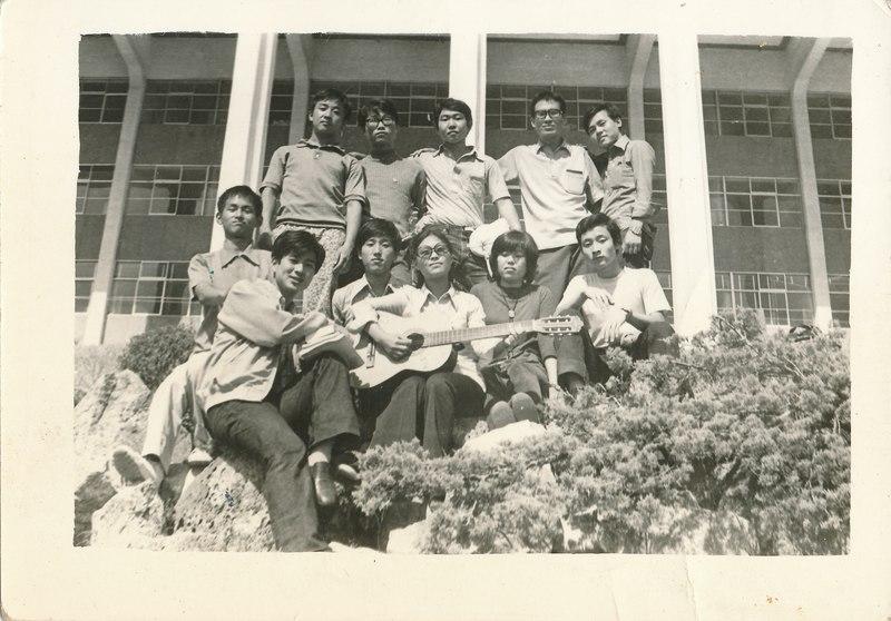 1970년대 중반 중앙대학교 법학과 학생들(최기순 등) SMT1 IMG 20150930 0024