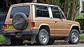 1988 Mitsubishi Pajero (NE) Sports hardtop (2011-01-13) 02.jpg