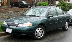 2001 ford contour