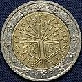 1999 Euro (France mint) (5136129109).jpg