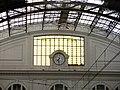 19 Estació de França, rellotge del pati d'andanes.JPG
