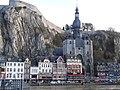 1 Collégiale Notre-Dame et citadelle.JPG