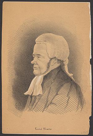 Baron Truro - Thomas Wilde, 1st Baron Truro.