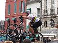 2ème Trial Sports Challenge Entreprises de Sens - 05 - Vincent Hermance dans la troisième zone.JPG