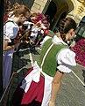 20.8.16 MFF Pisek Parade and Dancing in the Squares 079 (28839645780).jpg