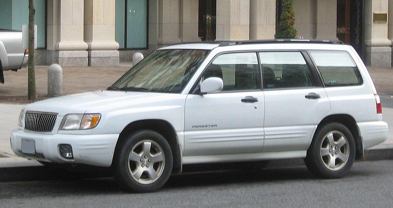 Vwvortex Com 1st Gen Subaru Forester 1998 2002 Teach Me