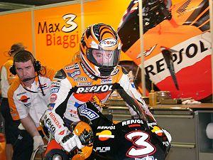 Max Biaggi - Image: 2005 0429 Max Biaggi