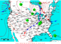 2007-06-19 Surface Weather Map NOAA.png