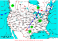 2007-06-27 Surface Weather Map NOAA.png