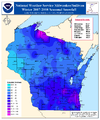 2007-08 Winter Snowfall in Wisconsin.png