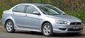 2007-2009 Mitsubishi Lancer (CJ) VR sedan 02.jpg