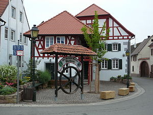 Großkarlbach - Village mill