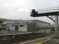 2008 at Plymouth station - Panel Signal Box.jpg