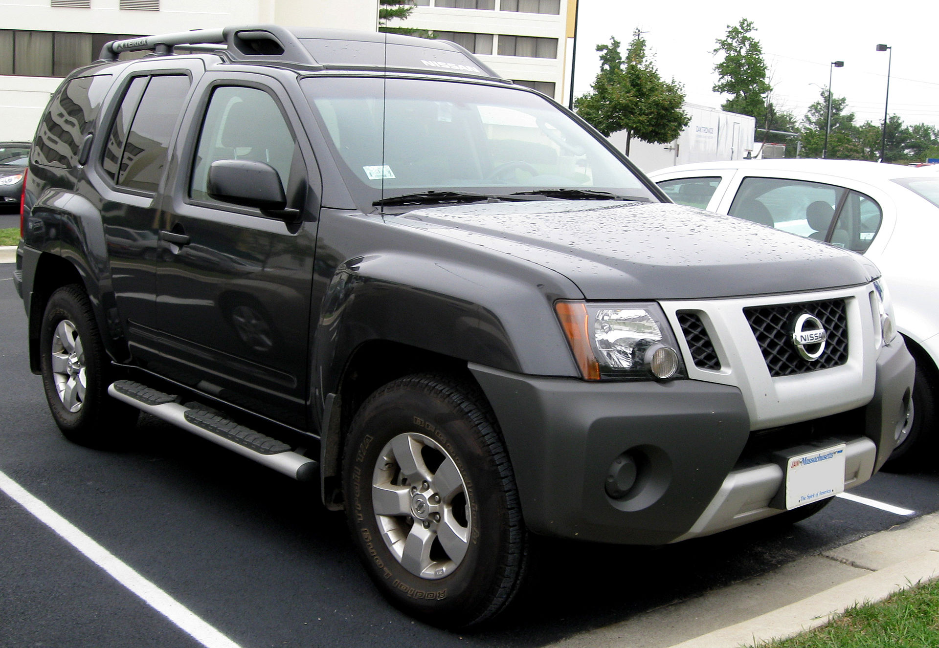nissan xterra wikipedia. Black Bedroom Furniture Sets. Home Design Ideas