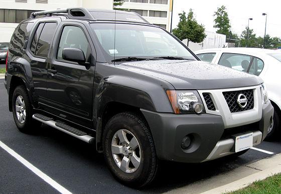Nissan Navara Wikivisually