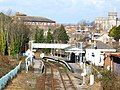 2009 at Dorchester West station - from the south.jpg