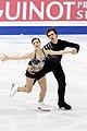 2010 World Figure Skating Championships Pairs - Jessica DUBE - Bryce DAVISON - 2362A.jpg