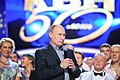 2011-11-13 Владимир Путин на юбилейном выпуске передачи КВН-50 (08).jpeg