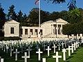 2011 Suresnes American cemetery memorial.jpg
