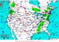 2012-02-01 Surface Weather Map NOAA.png