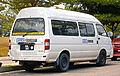 2012 Era Jinbei 2.2L Armour Security vehicle in Cyberjaya, Malaysia (02).jpg