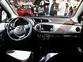 2013 Toyota Yaris Interior at 2013 CIAS.jpg
