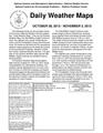 2013 week 44 Daily Weather Map color summary NOAA.pdf