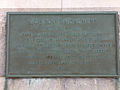 2014-08-28 16 26 16 Identification plaque on the base of High Point Monument in High Point State Park, New Jersey.JPG