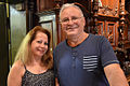 2014-09-06 Der Wirt Khalil Haghighat und seine Ehefrau umsorgten 35 Jahre lang die Gäste der Philharmonie in Hannover mit live-Musikern aus den Bereichen Classic Rock, Blues und Jazz.jpg